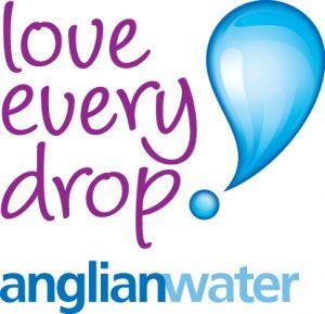 Anglian Water logo portrait