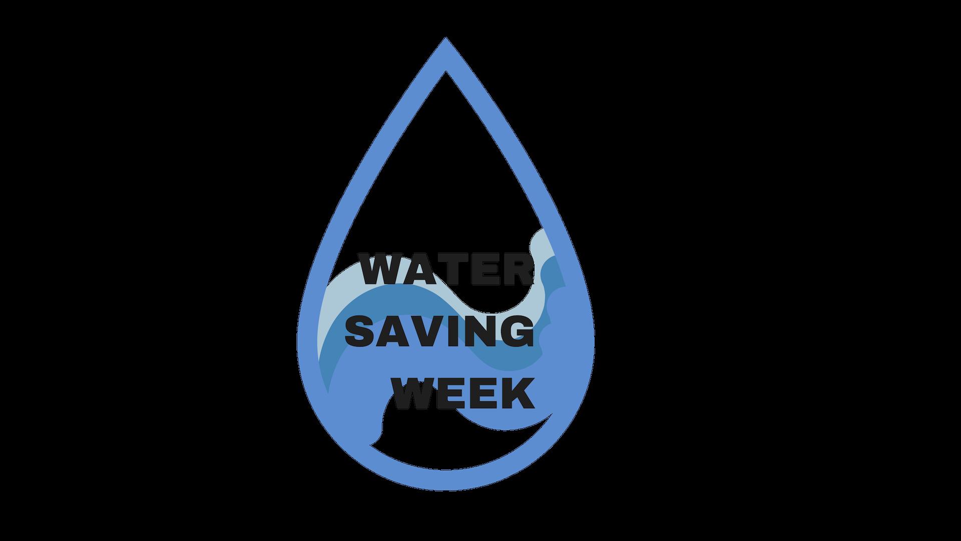 Water Saving Week 2019