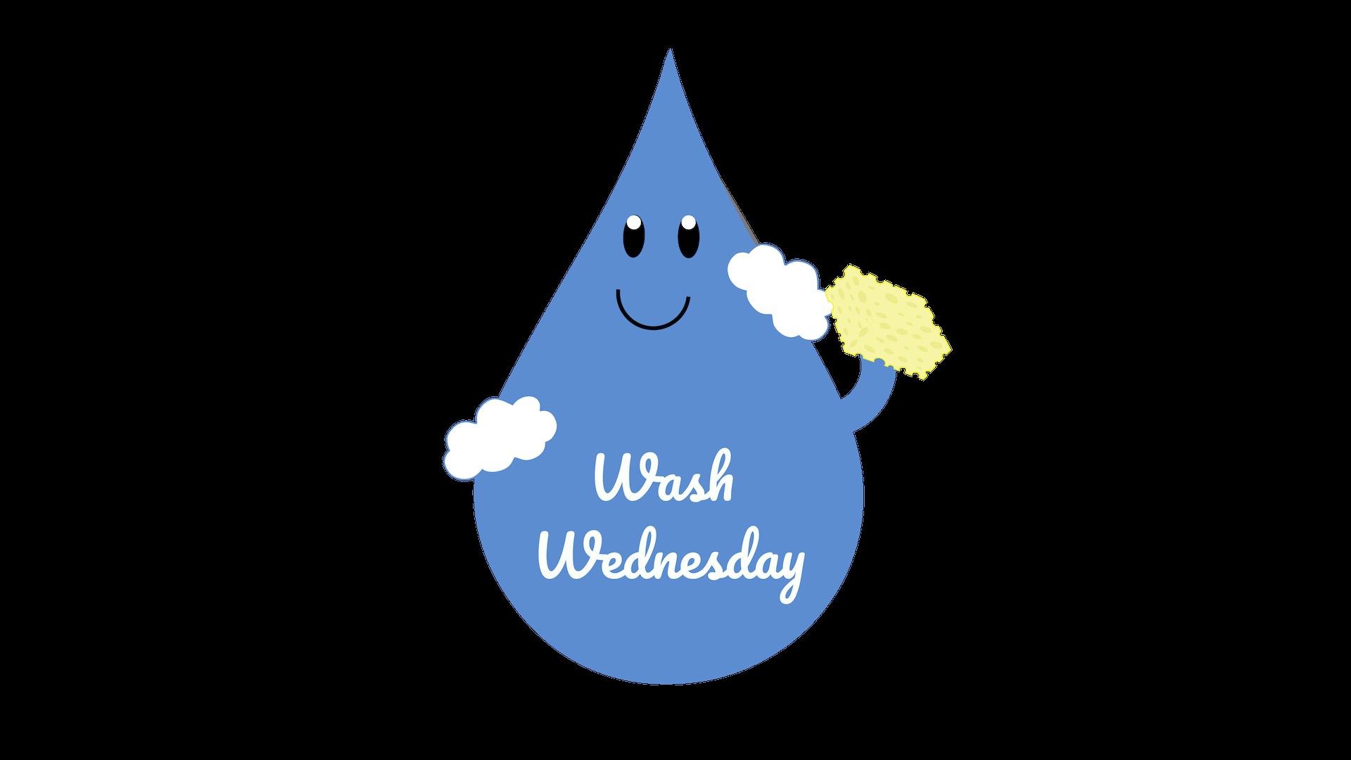 Wash Wednesday