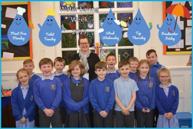 #TapThursday – Whitchurch's young ambassadors for water saving